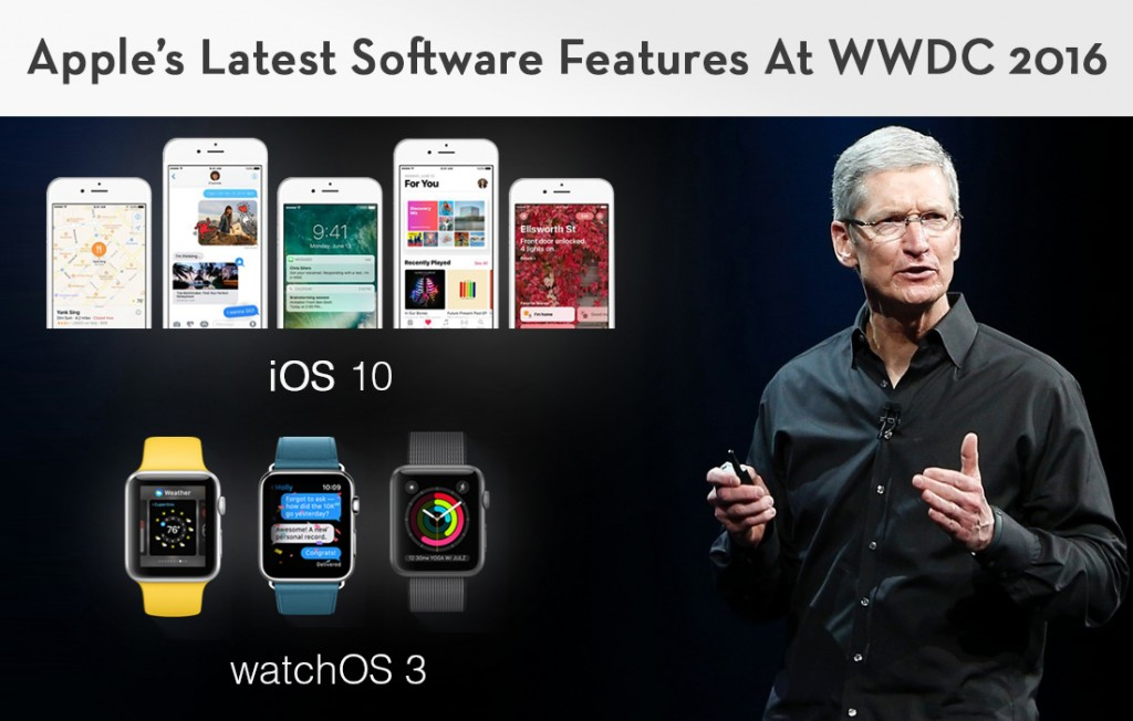 ios10 and watchos3 features at WWDC 2016