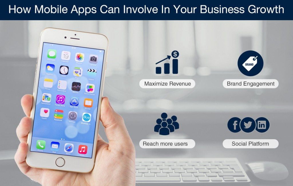 mobile app development for business
